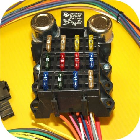 Wiring Harnes For Jeep Cj5 by Wiring Harness Jeep Cj7 Cj5 Cj8 Cj6 Scrambler Willys Cj