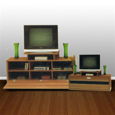 rak  meja tv minimalis gambar rumah idaman