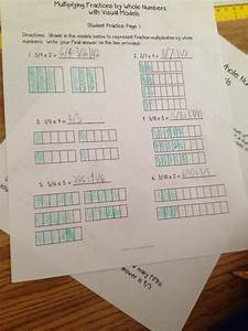 Visual Fraction Models for Multiplication - Terrys ...