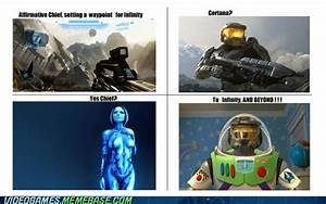 Halo 4  Master Chief Lightyear - Video Games