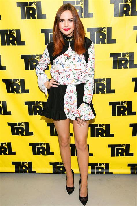 Bailee Madison at MTV TRL at MTV Studios in NYC • CelebMafia