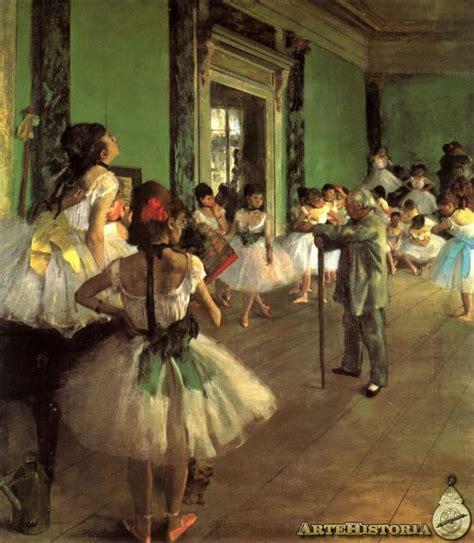 la clase de danza artehistoriacom