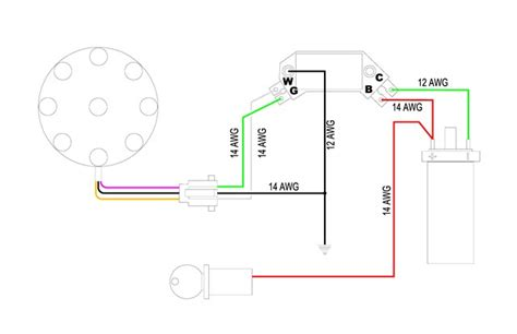 accel hei distributor wiring diagram wiring diagram