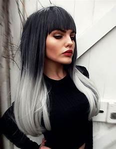 Grau Silber Haare : best 10 haare grau f rben ideas on pinterest graue blonde haare haare silber f rben and ~ Frokenaadalensverden.com Haus und Dekorationen