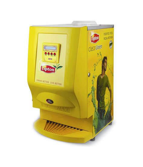Great savings & free delivery / collection on many items. Lipton Tea & Coffee Vending Machine available at SnapDeal for Rs.15265