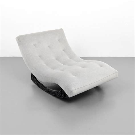 chaise rockincher adrian pearsall brutalist rocking lounge chaise lounge