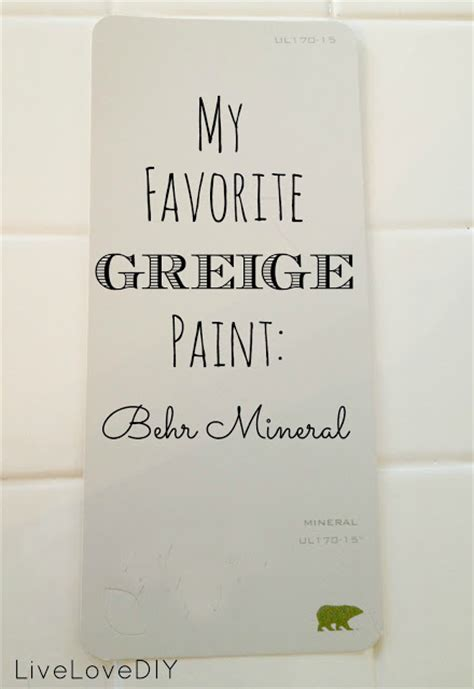 amazing behr spray paint 4 favorite greige paint colors newsonair org