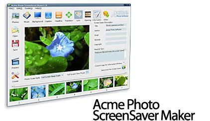 acme photo screensaver maker 4 52 portable portables