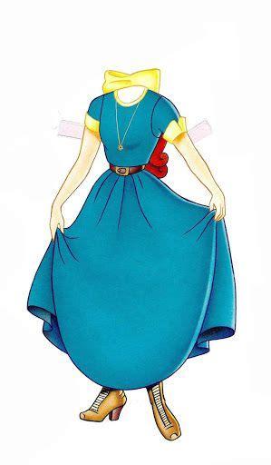 anastasia paper dolls nena bonecas de papel picasa