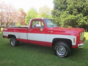 1980 Chevy Silverado C10 K Series Pick Up Truck 4x4