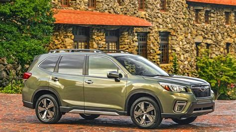 2020 Subaru Forester by 2020 Subaru Forester Redesign Hybrid Arrival 2019