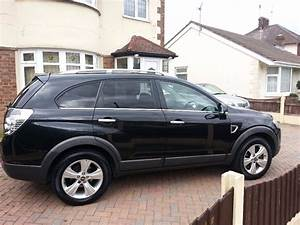 2010 Chevrolet Captiva 2 0 Diesel Phantom Black 7 Seater