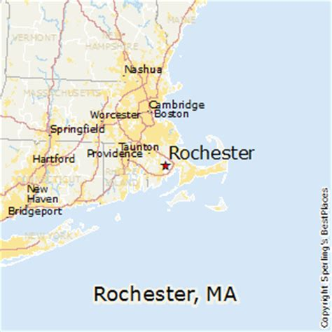 places    rochester massachusetts