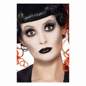 Maquillage Pirate Halloween : maquillage gothique halloween la magie du deguisement ~ Nature-et-papiers.com Idées de Décoration