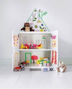Ikea Schrank Kinderzimmer : ikea schrank zu einem puppenhaus umfunktionieren wohnideen kinderzimmer kinder zimmer und ~ Orissabook.com Haus und Dekorationen