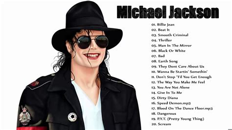 Michael Jackson Best Song by Michael Jackson Greatest Hits Best Songs Of Michael