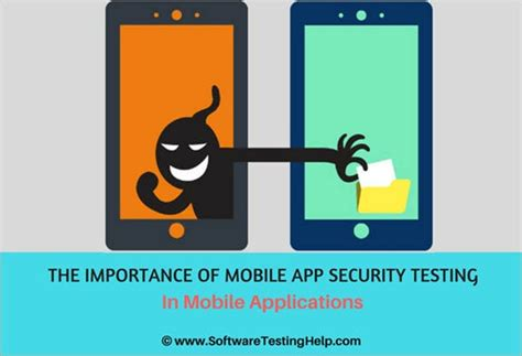 mobile security testing mobile app security testing guidelines