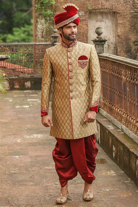 indo western menswear buy indo western outfits  mens