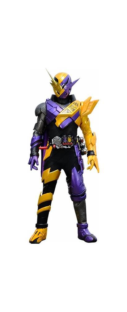 Build Kamen Rider Shinobi Driver Skin Zesshou