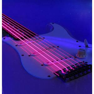 DR Neon Pink Heavy Electric Guitar Strings