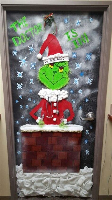 Door Decorating Contest Ideas Hospital by Decorated Door For Office Dr Feel