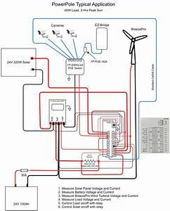 Power Pole Wiring Diagram
