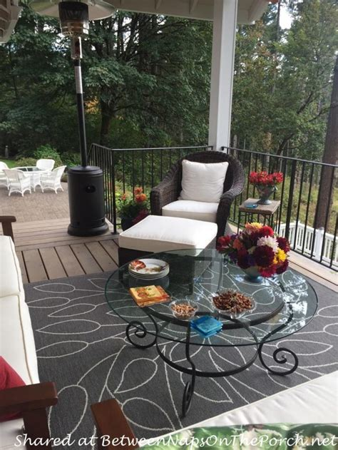 deck makeover a covered porch room for dining and