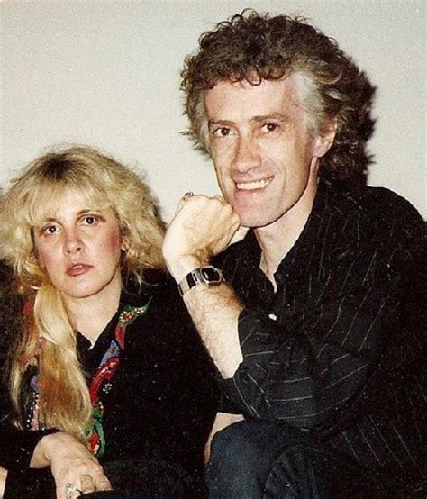 Rupert Hine and Stevie Nicks