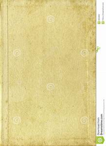 Old Book Cover Paper Pages Textures Stock Photo - Image ...
