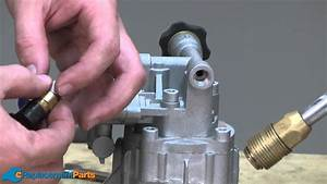 How To Replace The Pump On A Pressure Washer