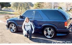 Custom Chevy Blazer Xtreme