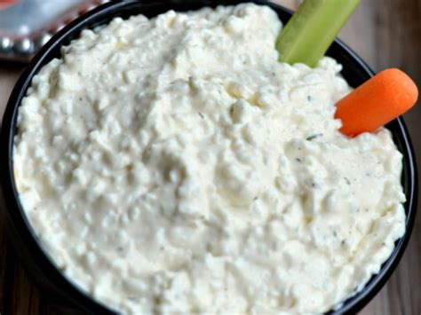 cottage cheese 2 ranch cottage cheese with celery recipe and nutrition