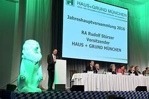 Haus Und Grund München Mietvertrag : jahreshauptversammlung 2016 haus und grund m nchen ~ Orissabook.com Haus und Dekorationen