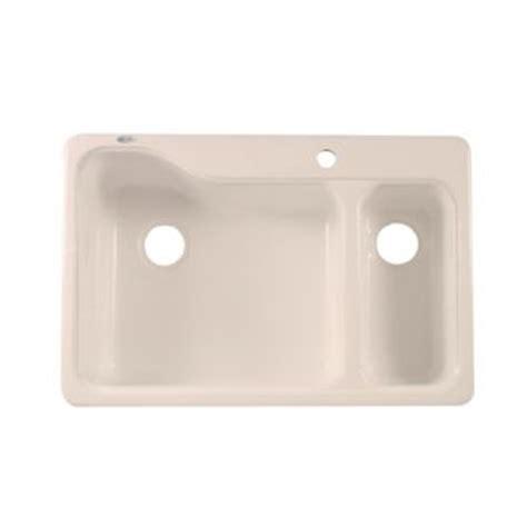 american standard silhouette kitchen sink american standard silhouette 33 quot double bowl kitchen sink