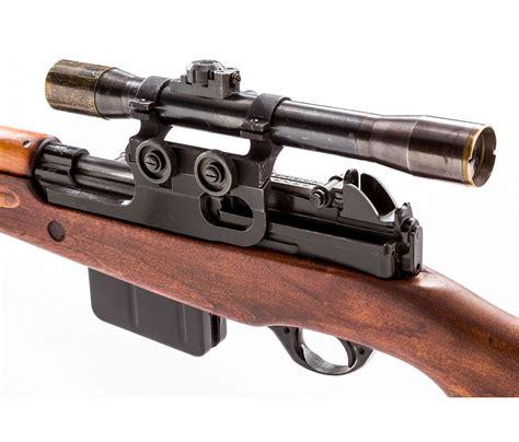luxemburg fn  semi auto sniper rifle