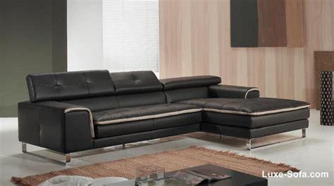 canape angle cuir italien photos canapé d 39 angle cuir design italien