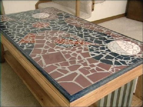 mosaic tile table design hgtv