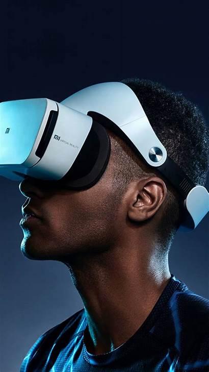 Reality Vr Virtual Headset Mi 4k Xiaomi