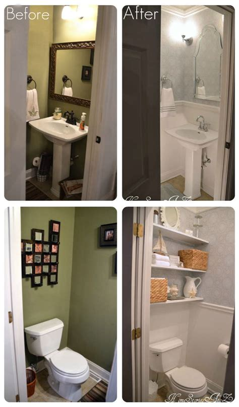 small bathroom ideas makeovers decorating  small space