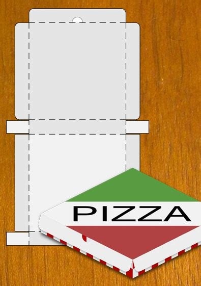 pizza template free sle pizza box blank template