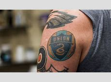 MLS Philadelphia Union hires Chief Tattoo Officer to ink