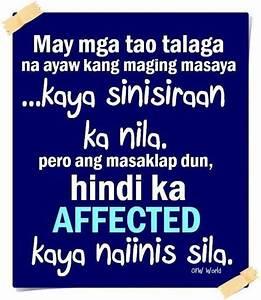 Mapagpanggap Tagalog Quotes Patama Sa. QuotesGram