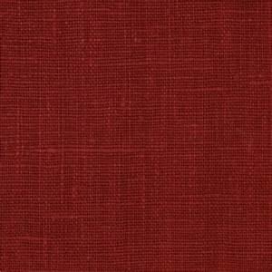 European 100% Linen Red Oak - Discount Designer Fabric