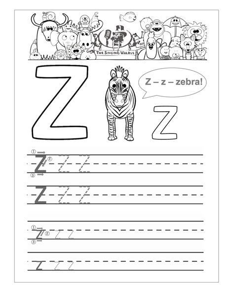 letter   cursive  printables worksheet