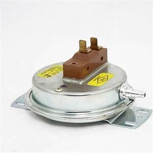 Furnace Vent Air Pressure Switch