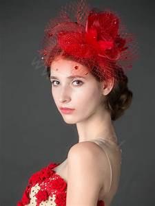 Buy Wholesale European Red Flower Crystal Gauze Bridal