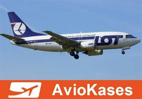LOT cenu akcija turp un atpakaļ lidojumos no Rīgas uz ...