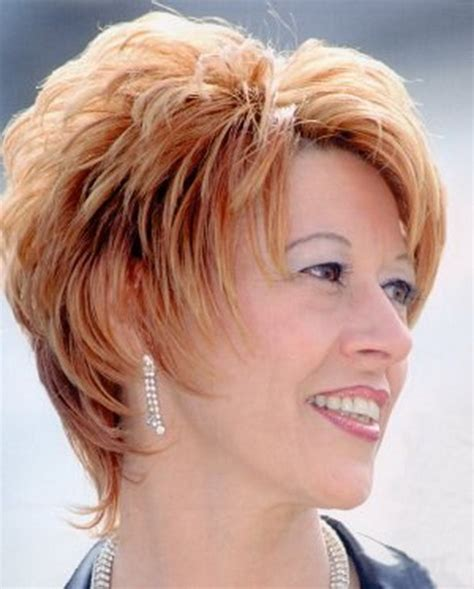 coupe moderne cheveux courts