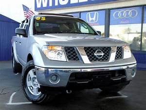 Used 2005 Nissan Frontier 2wd Se Crew Cab V6 Manual For