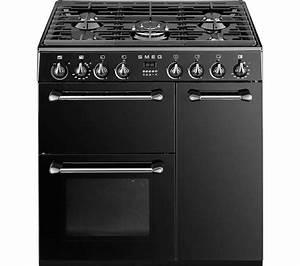 Plaque De Cuisson Gaz Smeg : bm93bl el smeg cuisini re avec taque de cuisson au gaz elektro loeters ~ Melissatoandfro.com Idées de Décoration